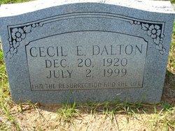 Cecil E. Dalton