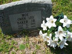 Owen Leo Moe Baker, Jr