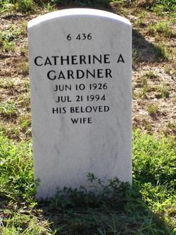 Catherine A Gardner