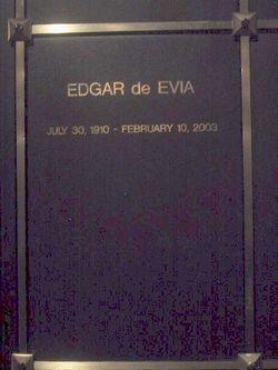 Edgar De Evia