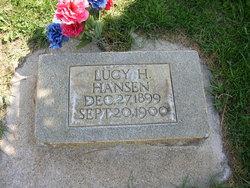 Lucy H. Hansen