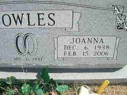 Joanna C. <i>Hale</i> Bowles