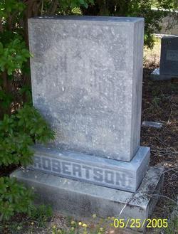Hester Pearl <i>Bynum</i> Robertson