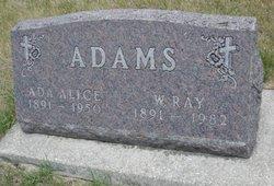 Ada Alice Adams