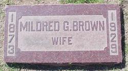 Mildred Geneva <i>Houlihan</i> Brown