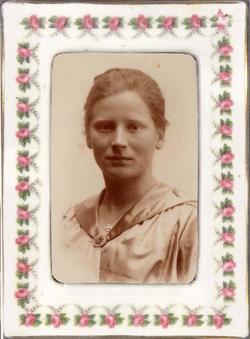 Clara Regina <i>Sandberg</i> Fagerstr�m