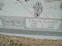 Lavon <i>Forbes</i> Grice