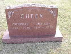 Mellissa Cheek