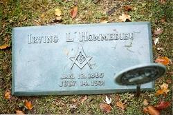 Irving L' Hommedieu
