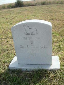 Infant Son Silsbee