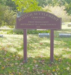 Scotch Settlement Cemetery