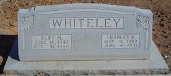 Ruby May <i>Snead</i> Whiteley