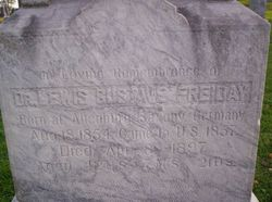 Lewis Gustave Freiday