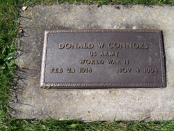 Donald W. Connors