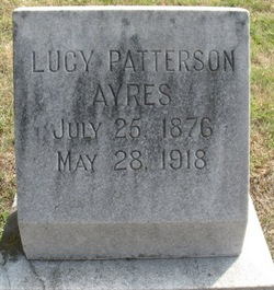 Lucy <i>Patterson</i> Ayres