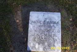 Annie <i>Ragan</i> Armfield