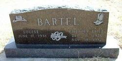 Chester Chet Bartel