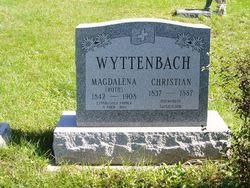 Magdalena <i>Roth</i> Wyttenbach