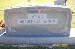 Jewell Delean <i>Webb</i> Bohanon