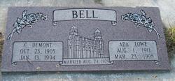 Ada <i>Lowe</i> Bell