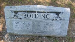 Sarah A. Bolding