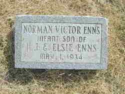 Norman Victor Enns