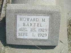 Howard Max Bartel