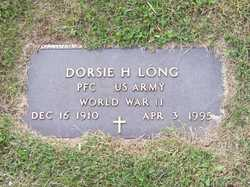Dorsie Hiram Long