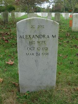 Alexandra M Carden