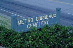 Metropolitan Bordeaux Cemetery