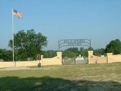 Reilly Springs Cemetery