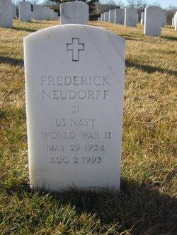 Frederick Neudorff