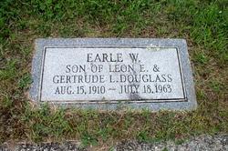 Earle W. Douglass