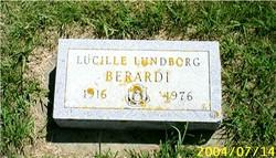 Lucille Amelia <i>Lundborg</i> Berardi