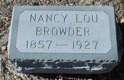 Nancy Lucinda <i>Coats</i> Browder