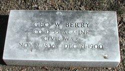 George Washington Berry