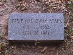 Jesse Lorena <i>Galloway</i> Stack