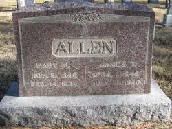 Mary Margaret <i>Phillips</i> Allen