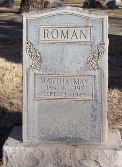 Martha May Roman