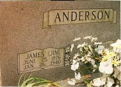 James A. Jim Anderson