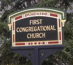 Congregational Churchyard
