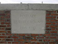 Potijze Burial Ground Cemetery