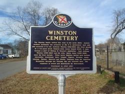 Winston Family Cemetery