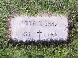 Emma Marguirite <i>Palmer</i> Shay