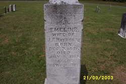 Emeline <i>Payne</i> Hayworth