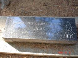 Marguerite <i>Dempsey</i> Bates