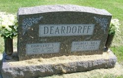 Delbert Bill Deardorff