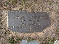 James C Stevenson