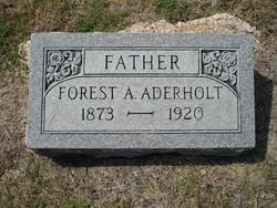 Forest Abram Aderholt