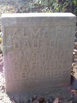 Alma F. Harmon